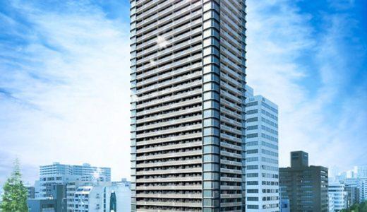 プレミストタワー大阪新町ローレルコートの建設状況17.04