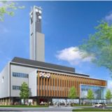 NHK新金沢放送会館移転整備計画の状況 17.01