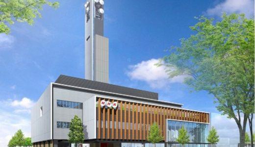 NHK新金沢放送会館移転整備計画の状況 16.05