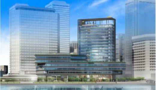 読売テレビ新社屋の建設状況 17.08 〜3機目のタワークレーンが稼働開始!