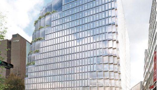 天神ビッグバン第1号物件「天神ビジネスセンタープロジェクト」の外観が斬新過ぎる!