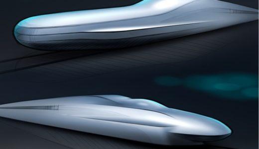 JR東日本がALFA-X(アルファエックス)次世代新幹線の実現に向けた試験⾞両を新造すると発表!