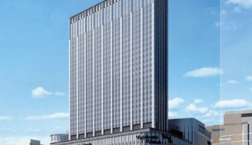 ヨドバシ梅田タワーに新阪急ホテルが移転!?阪急阪神ホールディングスが運営するホテルが入居する方向でヨドバシと最終調整中!