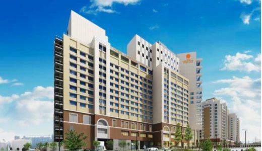 オリックスの新ホテル『ホテル ユニバーサル ポート ヴィータ』は7棟目のオフィシャルホテル!