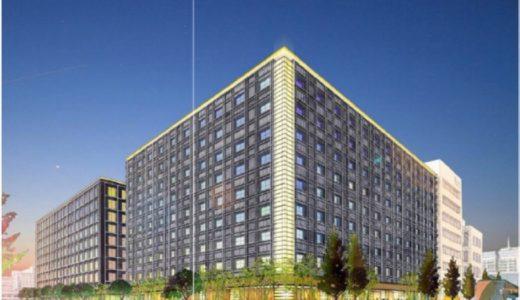 JR西日本が京都駅前に2ブランド計900室の新規ホテルを計画、開業は2019年春頃を予定!