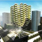 超高層都市型農園「Urban Skyfarm(アーバンスカイファーム)」が斬新過ぎる!