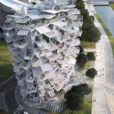 建築家の藤本壮介氏らがデザインした多目的タワー「L'Arbre Blanc(白い木)」が斬新すぎる!