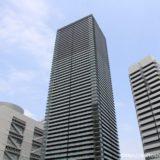 日本一の免震タワーマンション「ザ・パークハウス中之島タワー」の状況17.07