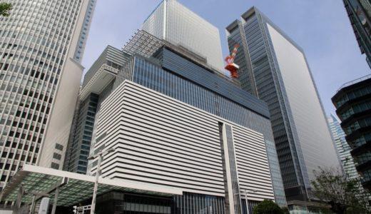 JRゲートタワー(名古屋駅新ビル(仮称)他計画)の建設状況 16.05
