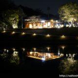 夜の奈良・鴻ノ池のスタバはメチャクチャ美しかった!スターバックスコーヒー 奈良鴻ノ池運動公園店の夜景は神秘的