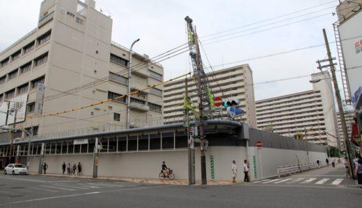 日本橋に超高層ビル!新日本橋ビル(仮称)新築工事の状況 17.08