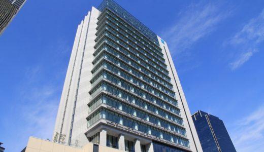 大阪工業大学 梅田キャンパスOIT梅田タワーの建設状況 16.10