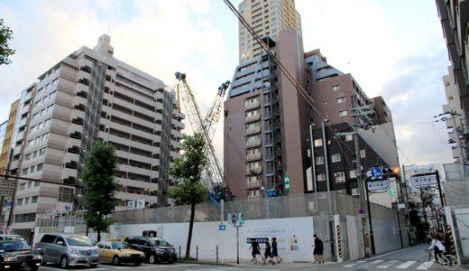 ブランズタワー・ウェリス心斎橋SOUTH(東心斎橋1丁目計画Ⅱ)の状況 1509