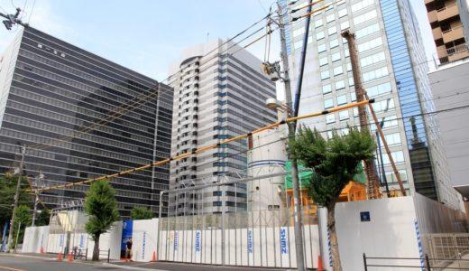(仮称)SGリアルティ新大阪ホテル計画の状況 17.07