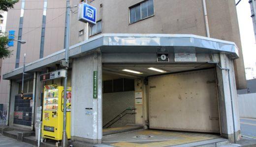 御堂筋線ー中津駅グランドリニューアル工事の状況 17.08