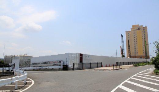 オリックスがUSJ近くで計画している新ホテル(仮称)島屋6丁目計画の状況 16.06