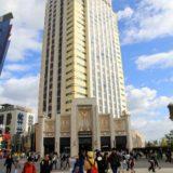 ザ パーク フロント ホテル アット ユニバーサル・スタジオ・ジャパンが開業し通路幅が約2倍に拡張されたUSJの門前町、ユニバーサルシティウォーク大阪の状況