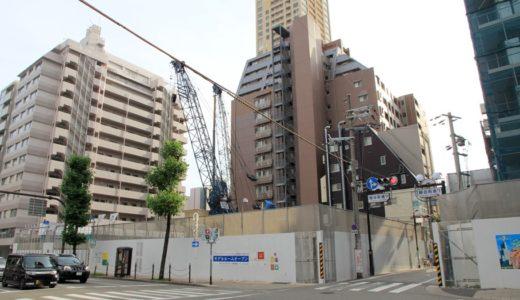 ブランズタワー・ウェリス心斎橋SOUTH(東心斎橋1丁目計画Ⅱ)の状況 1507