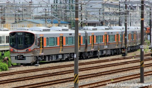 「323系と大阪環状線改造プロジェクト」が2016年度グッドデザイン賞を受賞!