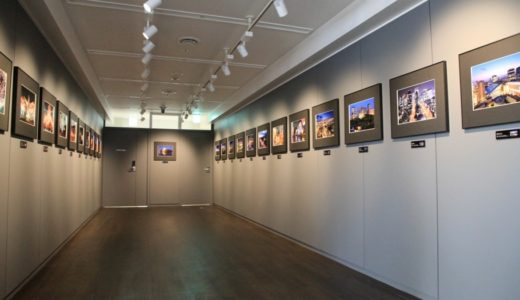 Toshiさんの写真展「大阪夜景」に行ってきました。6月29日まで開催中です!