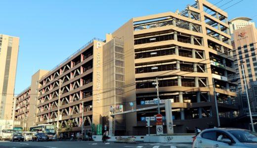 大阪ステーションシティ駐車場の増築が決定、既存建物に6階分を上乗せし高層階はオフィスに!
