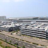 中部国際空港(セントレア)ー駐車場棟