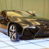 LEXUSの新型ラグジュアリークーペ「LC」は妖艶さを醸し出す凄いデザインのクルマ。国産車もついにここまで来たか!