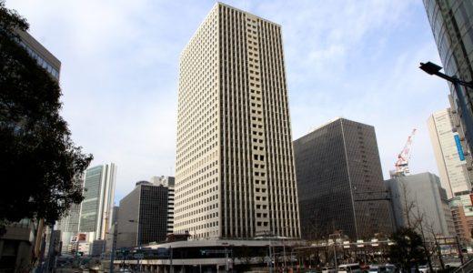大阪駅前第3ビルで外壁の大規模リニューアル工事が進行中!