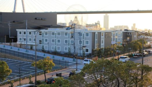 ラ・ジェント・ホテル大阪ベイの状況 16.12