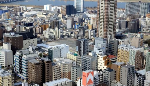 朝日放送社屋・ホテルプラザ跡地に超高層タワーマンション計画?積水ハウスなど5社が跡地を取得