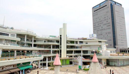 千里中央にある商業施設「千里セルシー」が建て替えに向けて検討が進む!千里中央に新たな再開発計画が浮上!