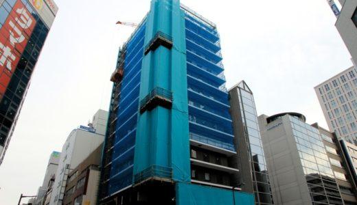 (仮称)大阪市中央区本町3丁目ホテル新築計画の状況 17.07
