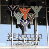 SENRITOよみうり(センリトよみうり)2期が完成ーグランドオープンした よみうり文化センター再整備事業2期商業施設部分の状況 17.05