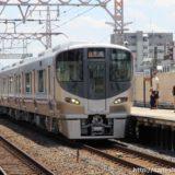 JR西日本225系5100番台がついに営業運転を開始!(車内編)