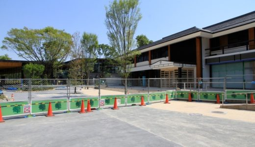 2017年06月22日(木)オープン決定!JO-TERRACE OSAKA(ジョー・テラス・オオサカ)の建設状況 17.05