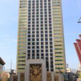 竣工したザ パーク フロント ホテル アット ユニバーサル・スタジオ・ジャパンの状況 16.04