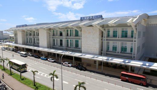 那覇空港-新国際線旅客ターミナルビル