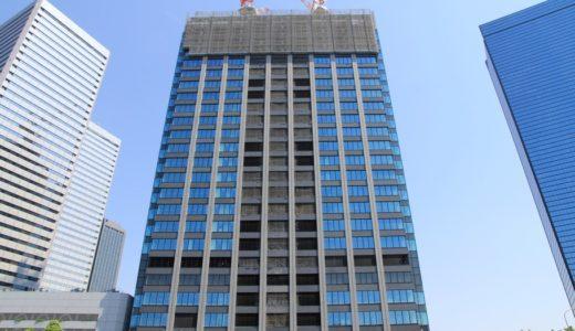 (仮称)新MID大阪京橋ビルの状況 17.05