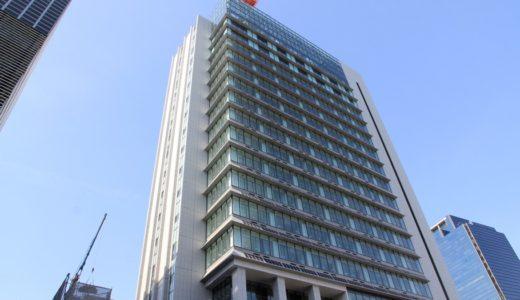 大阪工業大学 梅田キャンパスOIT梅田タワーの建設状況 16.05