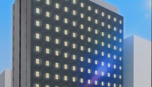 建設が進む「ホテル京阪 淀屋橋」の状況 17.03〜2017年7月に大阪のビジネス街の中心淀屋橋エリアにオープン!〜