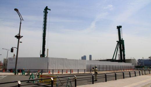 オリックスがUSJ近くで計画している新ホテル(仮称)島屋6丁目計画の状況 16.04
