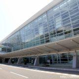 中部国際空港(セントレア)ー旅客ターミナルビル(2階到着ロビー→車寄せ→アクセスプラザ)