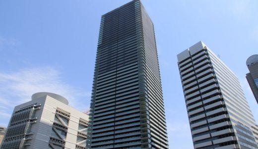 日本一の免震タワーマンション「ザ・パークハウス中之島タワー」の状況17.04