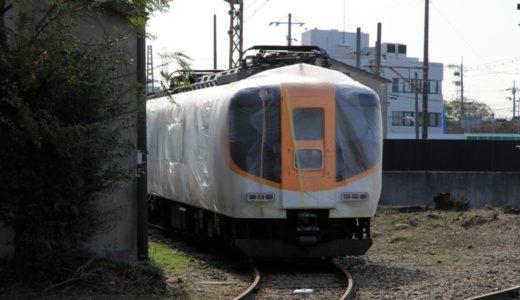近鉄12400系サニーカーが新色に!?高安車庫で試験塗装車を目撃!