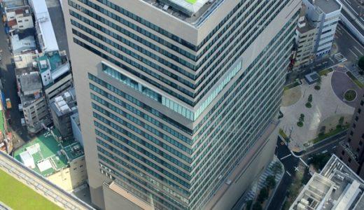 シンフォニー豊田ビル(Symphony Toyota Building)の建設状況 16.08