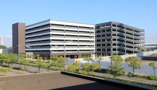 USJ近くの桜島駅前に巨大立体駐車場が出現!(仮称)桜島1丁目計画の状況 17.10