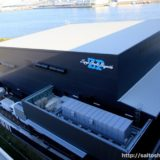 竣工した国内最大級ライブハウス「Zepp Osaka Bayside」の状況 17.10