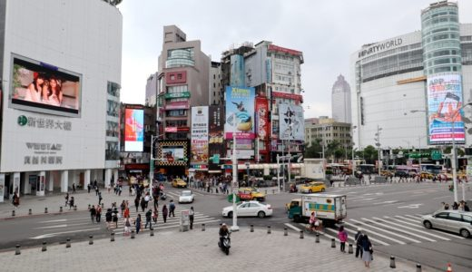 台北市の繁華街「西門街」は台湾のファッション・サブカルチャー・オタク文化の発信基地だった!