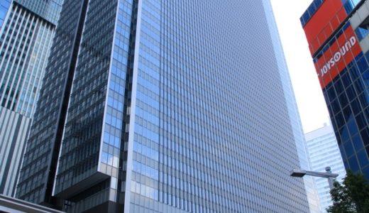 ついに竣工したJPタワー名古屋(名駅一丁目計画)の状況 16.08