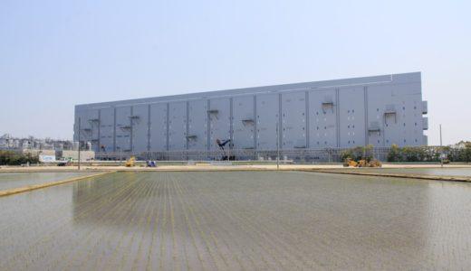 iPhone7の液晶を供給する事になる!?ジャパンディスプレイ白山工場の建設状況 16.05